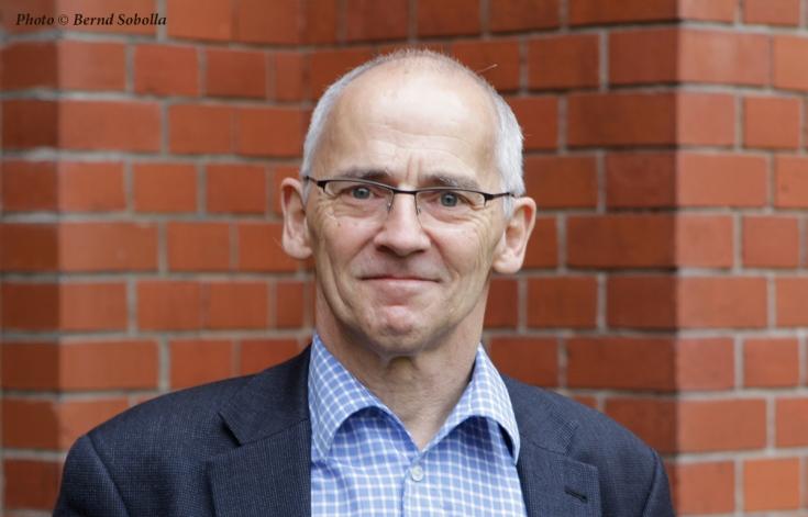 Professor Bernhard Weßels