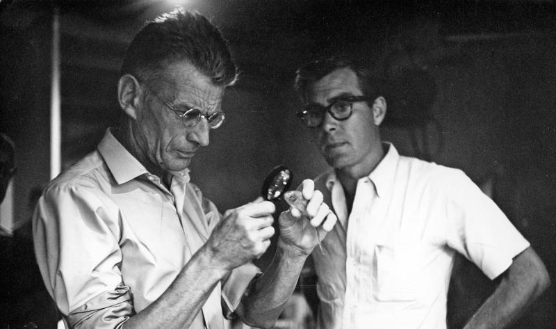 Samuel Beckett, Ross Lipman, Alan Schneider
