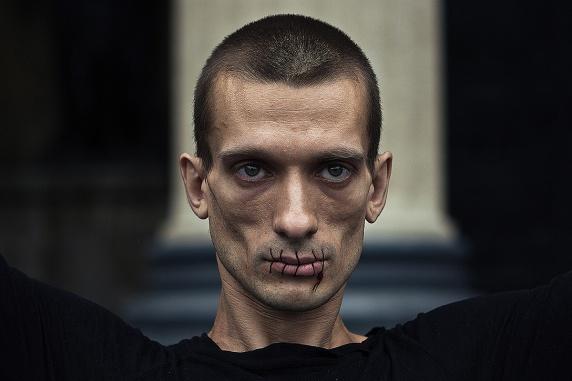 Demo: Pjotgr Pawlenski gegen Pussy-Riot-Prozess