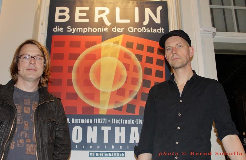 Tronthaim, Berlin, die Sinfonie der Großstadt