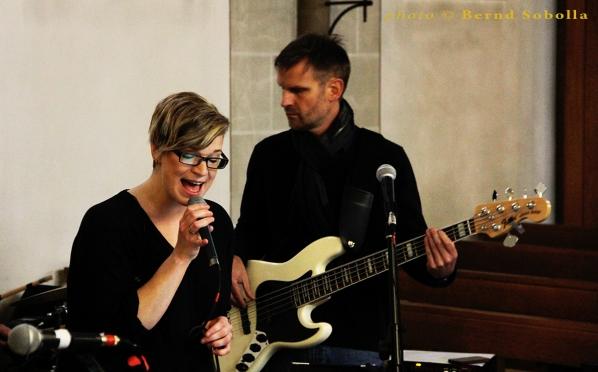 Katharina Schedlinski, Popkantor, Bottrop