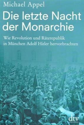 Michael Appel, Letzte Nacht der Monarchie, Bernd Sobolla