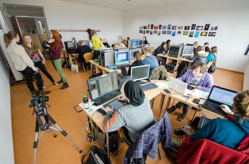 Ausbildung: Gestaltungstechnische Assistenten, Kaufmännische Medienassistenten